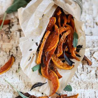 Baked Sweet Potato Fries with Sriracha Aioli Recipe