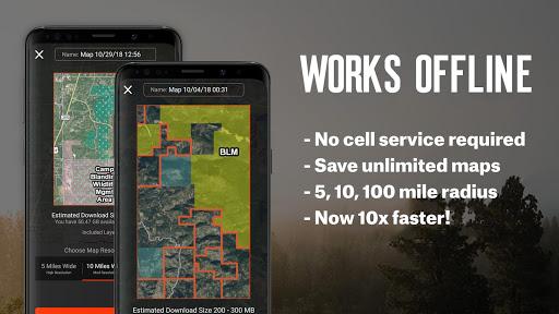 onX Hunt: Hunting Maps, Offline GPS/Nav & Weather screenshots 7