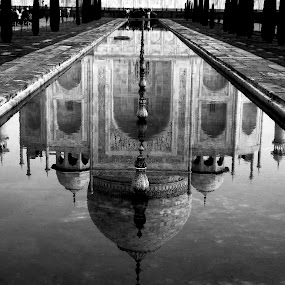 Reflection by Arup Chowdhury - Landscapes Travel (  )