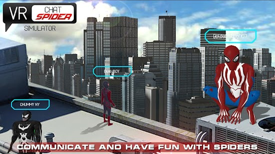 Download VR Chat Spider Simulator For PC Windows and Mac apk screenshot 8