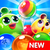 Bubble Wings: Bubble Shooter Games