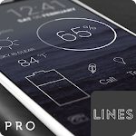 Lines - Icon Pack (Pro Version) 3.1.1 (P)
