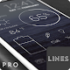 Lines - Flat Minimalist Icons v1.2.1