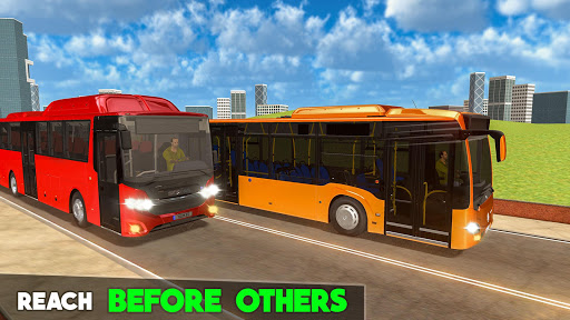 Tourist City Bus Simulator: Coach Driver 2020 ud83dude8d android2mod screenshots 4