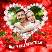 Valentine's Day Photo Frames 2020