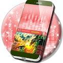Teclado rosa para Galaxy S3 icon