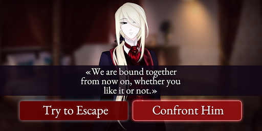 Moonlight Lovers : Vladimir - Dating sim / Vampire 1.0.29 screenshots 4