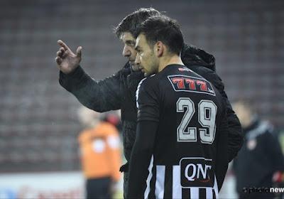 """Perbet, Ninis, Saglik: Felice Mazzu justifie ses choix. """"A Charleroi, il n'y a pas de stars"""""""