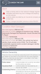 App CHECK THE CAR UK APK for Windows Phone