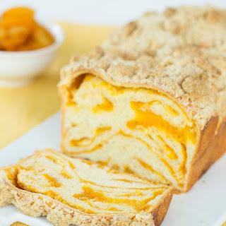Apricot Cream Cheese Babka.