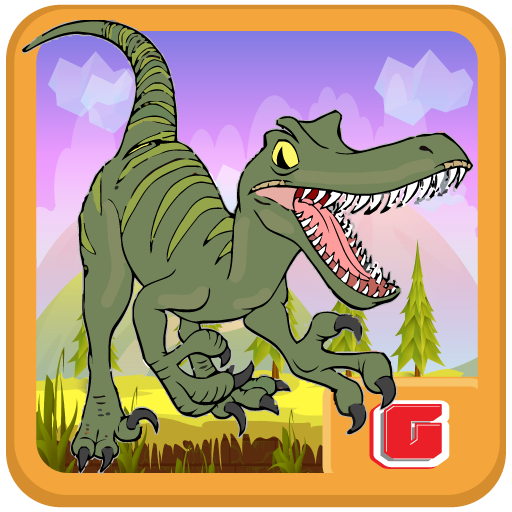 Dino Velociraptor - Car Robots