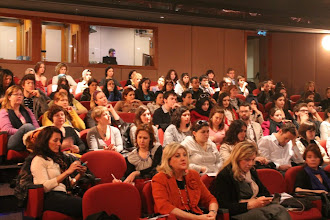 Photo: 3.20.12 Screening of Miss Representation and a discussion in Istanbul, Turkey
