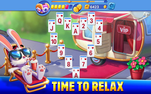 Solitaire Showtime: Tri Peaks Solitaire Free & Fun apkmr screenshots 7