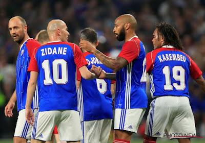 ? Le superbe coup-franc inscrit par Zidane avec les champions du monde 98