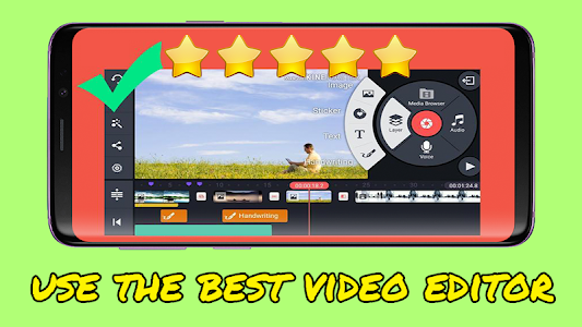 Pro Kine Master - Guide for the best video editor 2.0