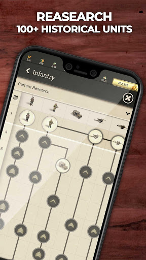 Call of War - WW2 Strategy Game 0.48 screenshots 4