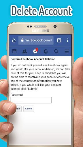 Delete Account Apk apps 5