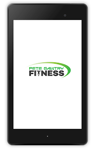 Pete Gawtry Fitness- screenshot thumbnail