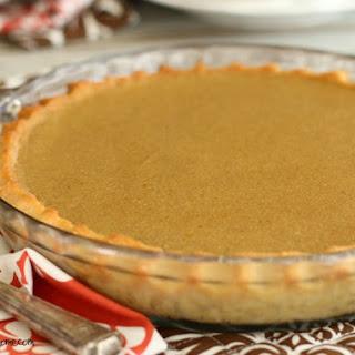 Perfect Grain-Free Pumpkin Pie