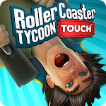 RollerCoaster Tycoon Touch 1.6.44 (Mod Money)