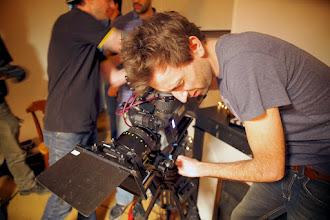 Photo: Visée optique, comme sur une camera film, assez perturbant au départ, mais terriblement agréable !