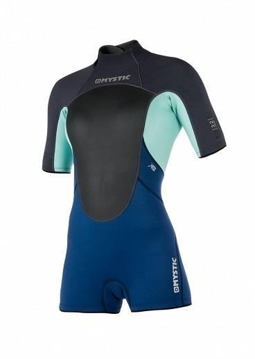 Mystic wetsuit shorty dames