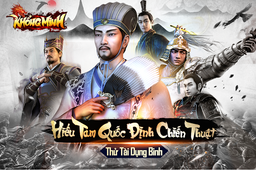 Khu1ed5ng Minh Truyu1ec7n Funtap - Tam Quu1ed1c Chu00ed  captures d'u00e9cran 1