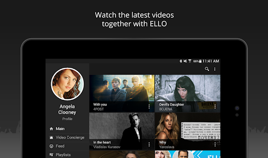 ELLO - Global music videos- screenshot thumbnail