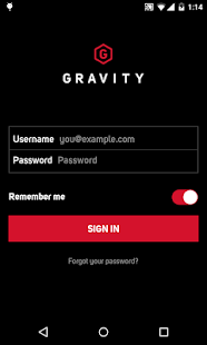 GravityClub- screenshot thumbnail