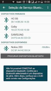 Interface Bluetooth Control screenshot 9