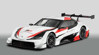 Tomará el testigo del Supra que compitió en el All Japan Grand Touring Car Championship (JGTC)