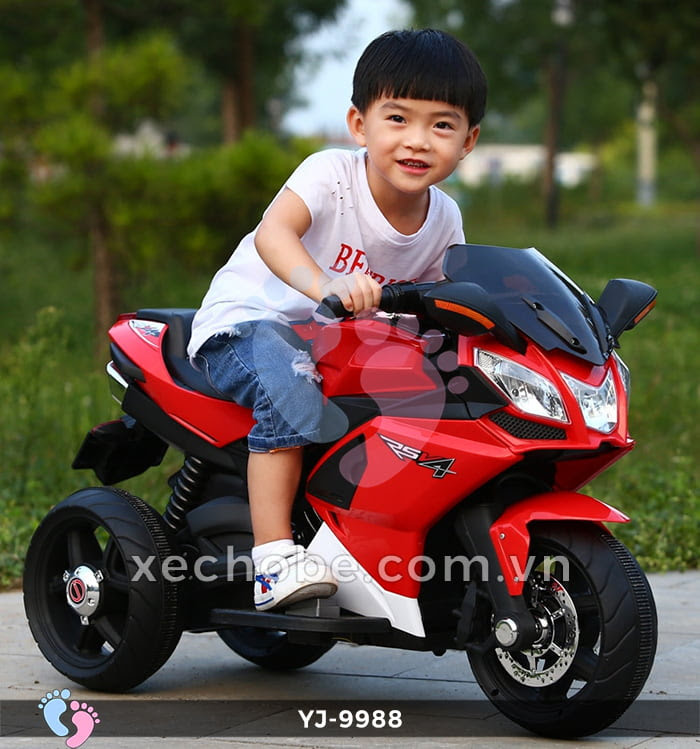 Xe mô tô điện trẻ em YJ-9988 7