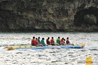 Banana Boat Ride Boracay