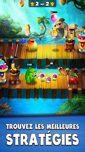 Télécharger Gratuit Garden Goons - PVP Battle  APK MOD (Astuce) screenshots 1