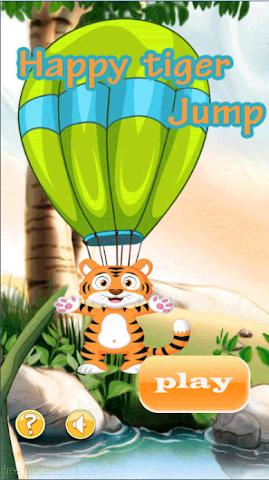 android Happy Tiger Jump Screenshot 12
