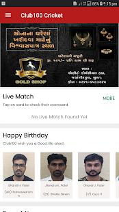 Club100 Cricket - náhled