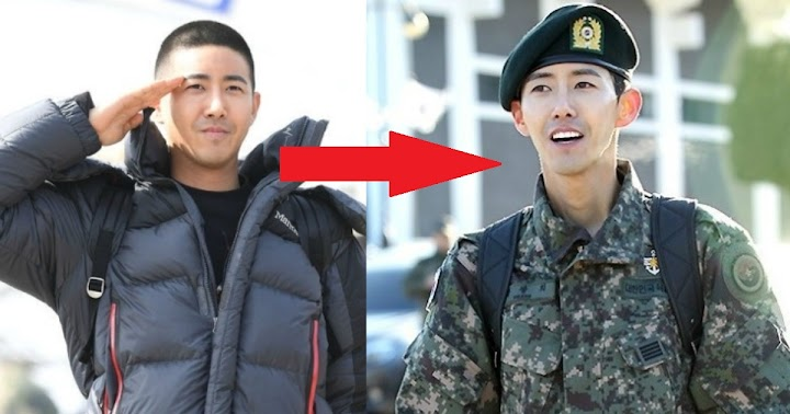 Kwanghee admits he looked like a skeleton the time he got out of the military