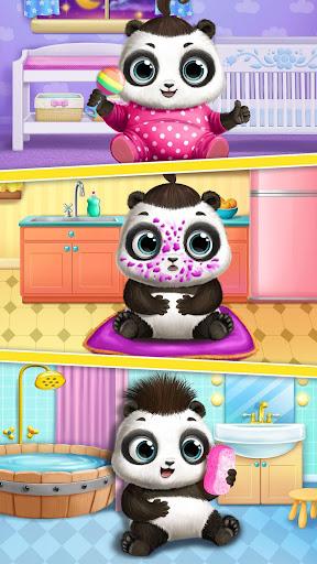 Panda Lu Baby Bear Care 2 - Babysitting & Daycare  screenshots 1