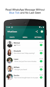 WhatSeen - No Last Seen, Blue Tick for WhatsApp 1 7 (AdFree) +