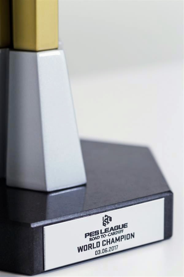 Согласно 3DTrophyFactory, награда (с размерами 75 см на 20 см) является крупнейшим 3D-трофеем на сегодняшний день.