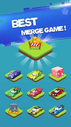 Car Royal - Best Merge Gameのおすすめ画像2