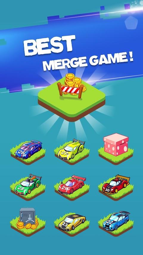 Car Royal - Best Merge Gameのおすすめ画像2