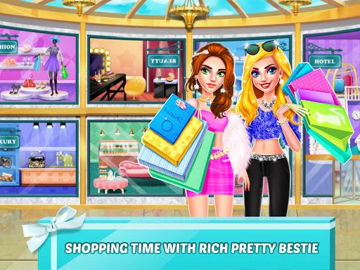 Mall Girl: Rich Girls Shopping u2764 Dress up Games 1.0 screenshots 6
