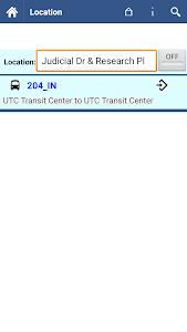 San Diego MTS Info screenshot 1