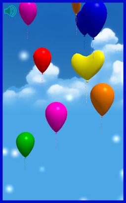 Pop Balloon Baby 3D screenshot