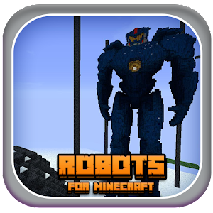 Magic Robots of Minecraft for PC and MAC