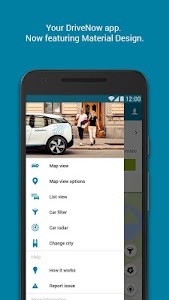 DriveNow Carsharing screenshot 0