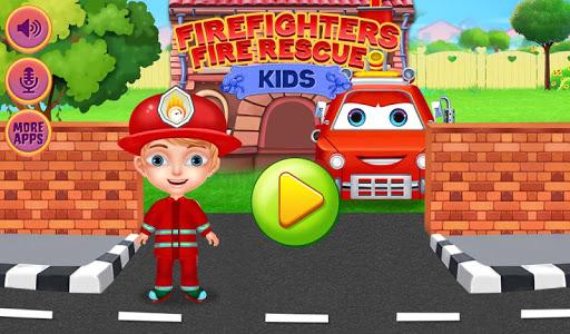 Firefighters Fire Rescue Kids  screenshots 9
