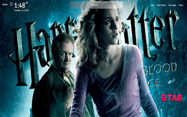 Harry Potter Wallpapers Harry Potter New Tab