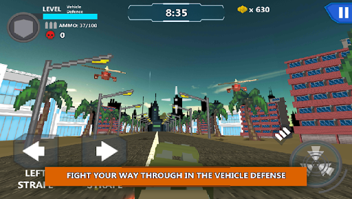 Cube Wars Battle Survival screenshots 6